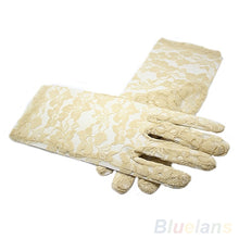 Load image into Gallery viewer, Women's Lace Evening Gloves