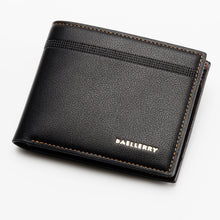 Load image into Gallery viewer, Men's Luxury Leather Wallet