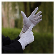 Load image into Gallery viewer, Women's Formal White Gloves