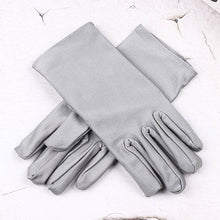 Load image into Gallery viewer, Women's Short Formal Satin Evening Gloves