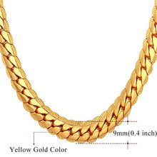 Load image into Gallery viewer, Men's Vintage Miami Hip Hop Chain