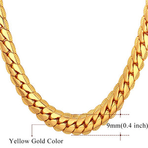 Men's Vintage Miami Hip Hop Chain