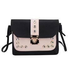 Load image into Gallery viewer, Women's Rhinestone Cross Body Messenger Handbag