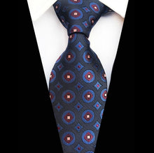 Load image into Gallery viewer, Men's Luxury 100% Silk Ties