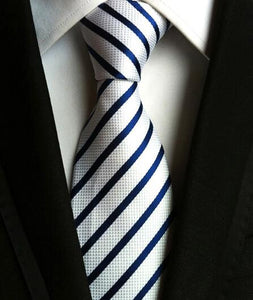 Men's Fashion 100% Silk Ties