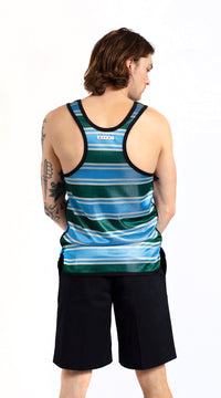 MARNI MULTICOLOR STRIPED TANK TOP
