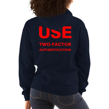 Load image into Gallery viewer, Ladies Two Factor Authentication Hoodie