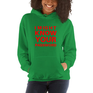 Ladies Two Factor Authentication Hoodie