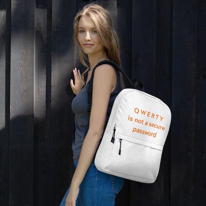 QWERTY Backpack
