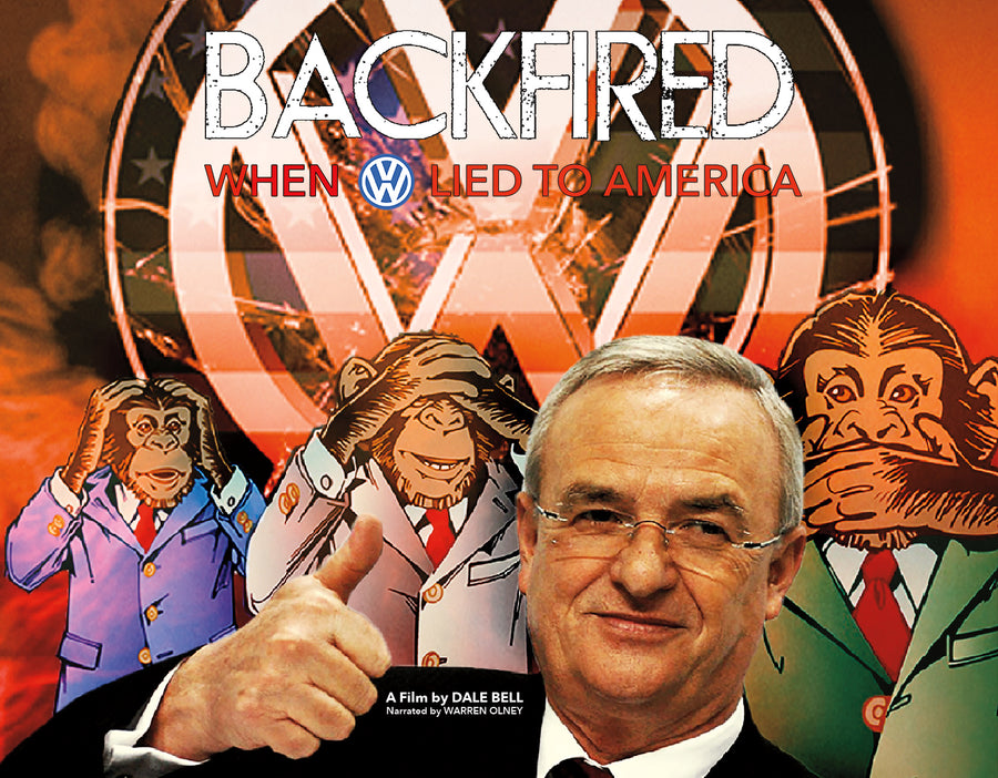 Backfired: When VW Lied to America (Home Use Only)