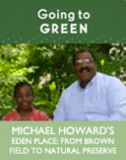 Michael Howard's Eden Place: From Brownfield to Nature Preserve (DVD)