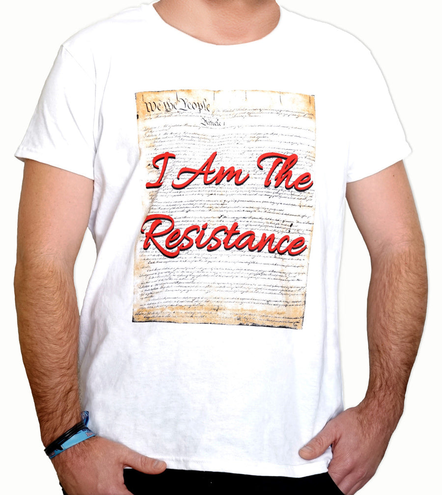 I Am The Resistance (Short Sleeve T-Shirt)