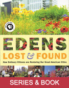 Edens Lost & Found DVD Series & Book