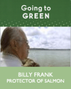 Billy Frank: Protector of Salmon (DVD)