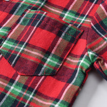 Plaid Christmas Shirt