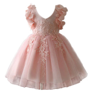 Mariah Dress in Pink