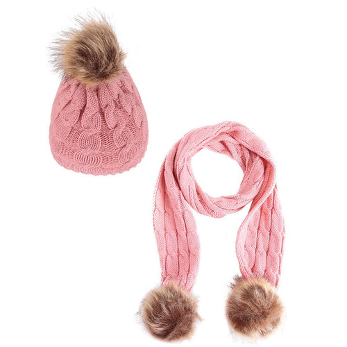 Winter Hat & Matching scarf
