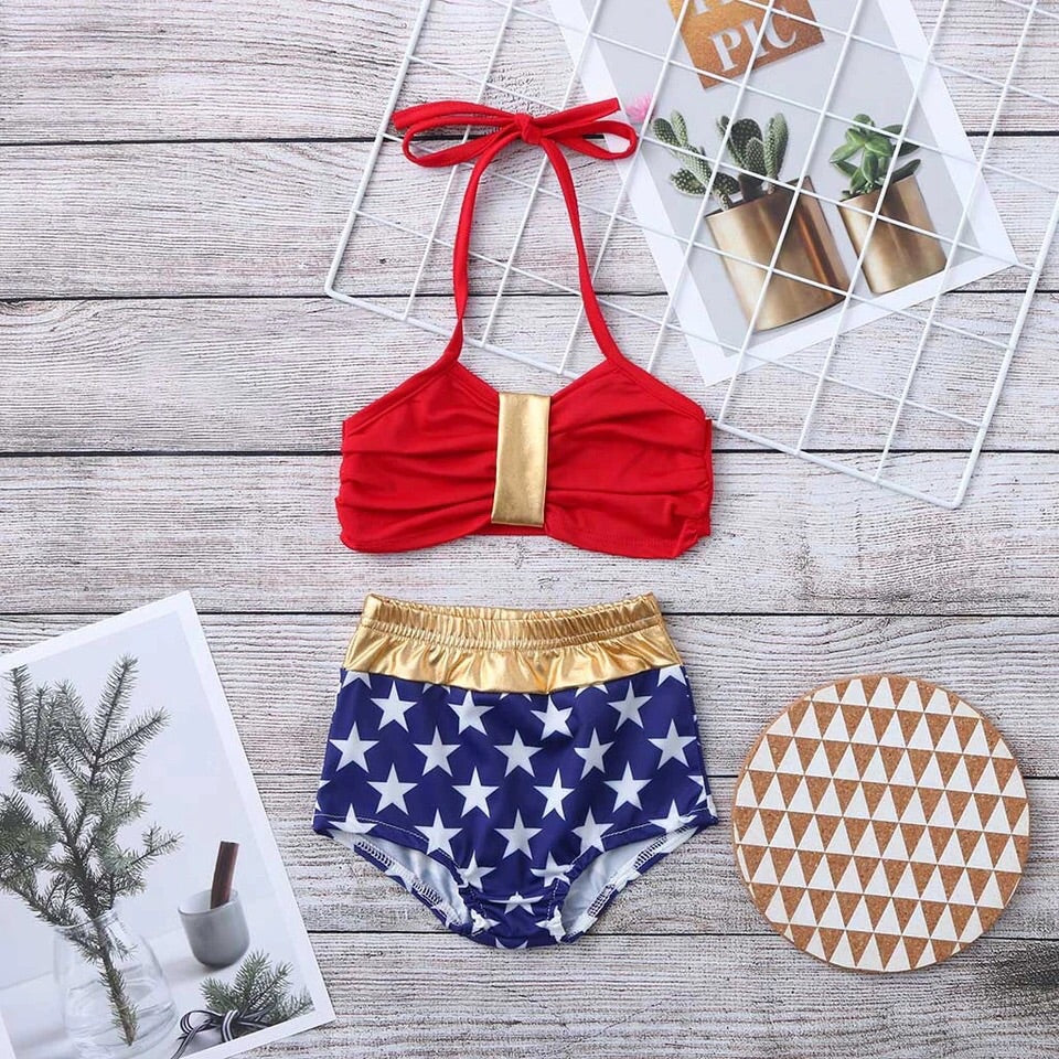 Wonder Woman Bikini