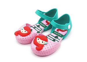 Ariel Jelly shoes