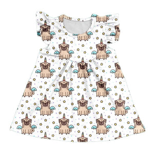 Unicorn Pug Dress