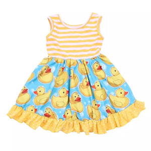 Rubber Duckies Dress