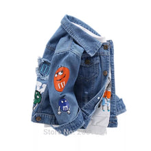 M&M'S Denim Jacket