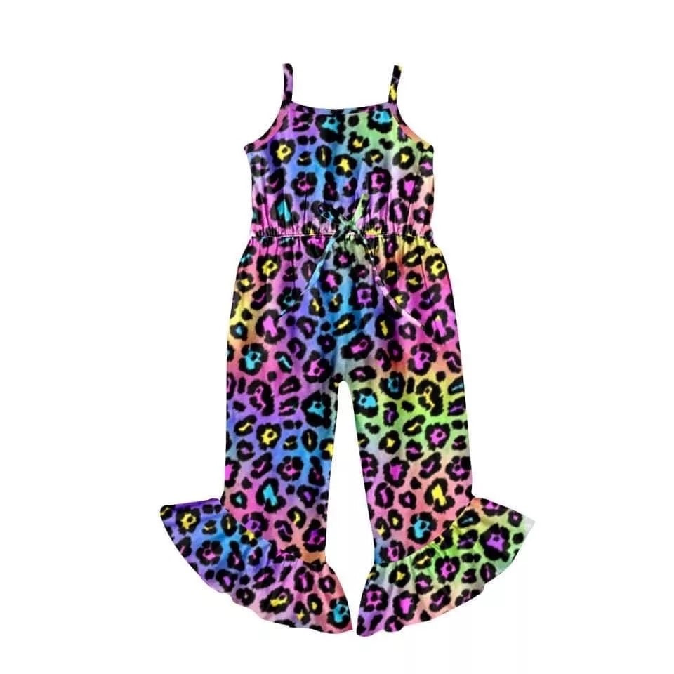 Lisa Frank inspired Jumpsuit