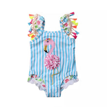 Tassel Flamingo Suit