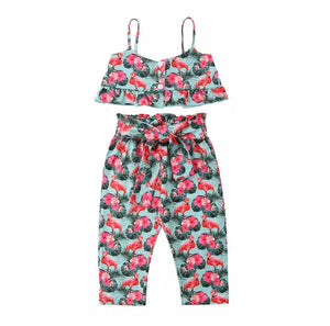 Flamingo 2 piece set