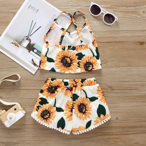 Sunflower 2 piece set