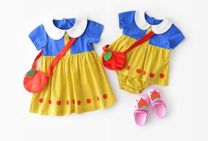 Matching Snow White Pieces