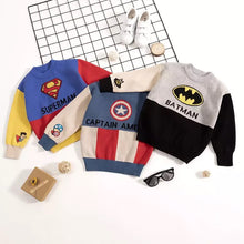 Super Heroes Pullover