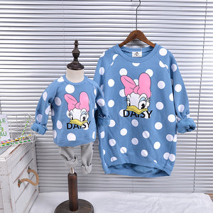 Daisy Duck Mommy and Me Pullover