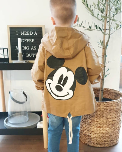 Mickey Windbreaker Jacket