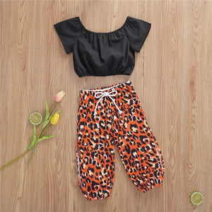 2 piece Cheetah set