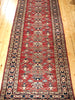 10 FEET AFGHANI KAZAK RED/BLUE