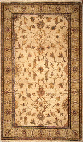 Picture of 3x5 Elegance Beige/Gold