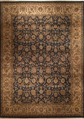Picture of 8X10 TABRIZ BLACK//GOLD
