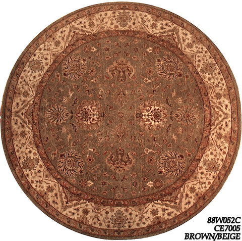 Picture of 8x8 Elegance Brown/Beige