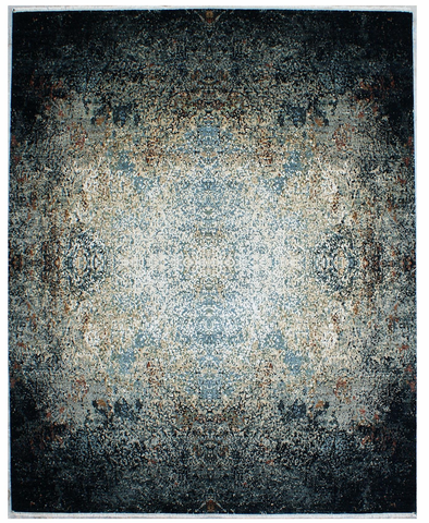 Picture of 6x9 ILLUMINATE Wool and Silk