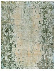 8x10 Texture (Oxidised) Beige/Green