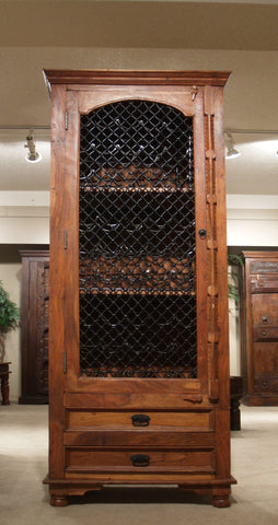 Picture of Wooden Wine Rack (includes 3 wine racks)