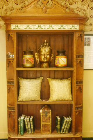 Picture of Wood Almirah Bookcase