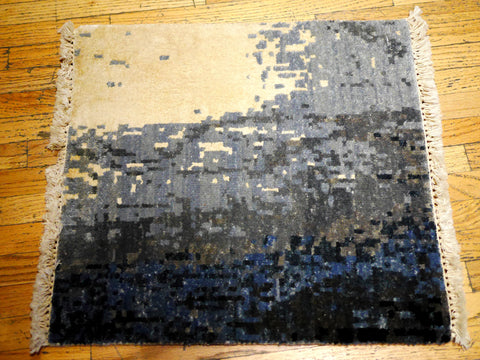 Picture of Blue Sample Rug
