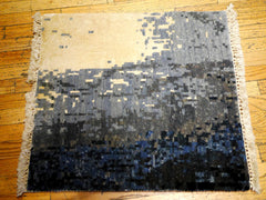 Blue Sample Rug