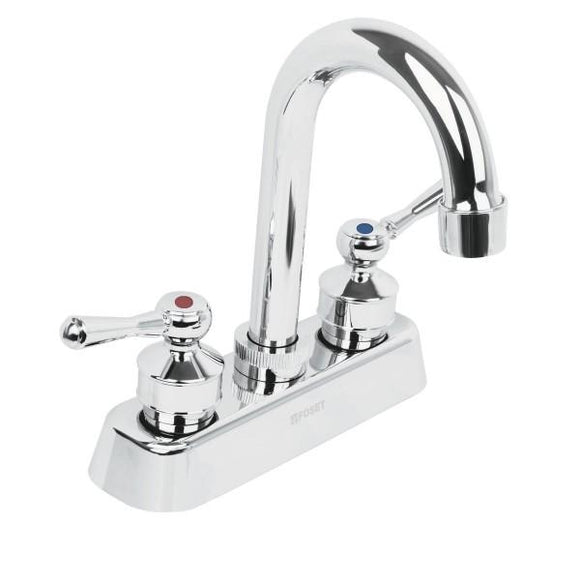 Mezcladora Basic ABS P/Lavabo Foset MP-060P