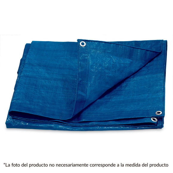 Lona Ultra Azul de 3.00 x 3.60 Metros Ultracraft LU-3036