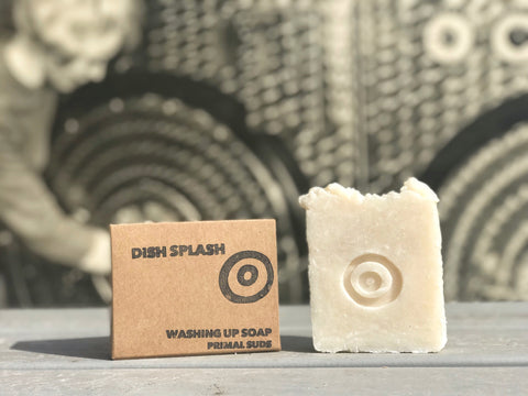 Primal Suds - Dish Splash Washing Up Bar