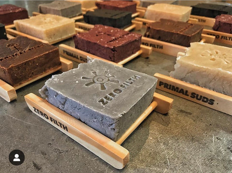 Primal Suds - Mini Soap Ladder