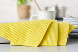 Eco Living - Compostable Sponge Cleaning Cloths (4 Pack)